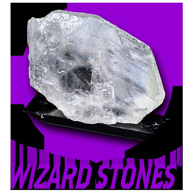 wizard stones